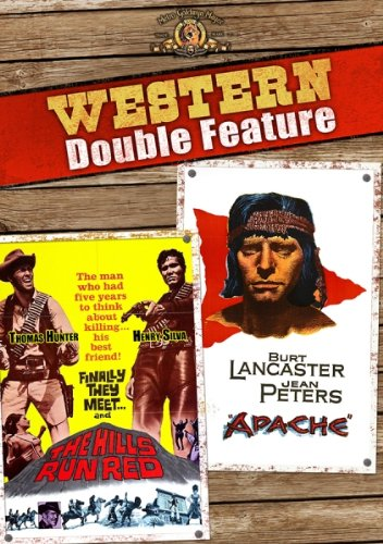 The Hills Run Red   Apache  Double Feature