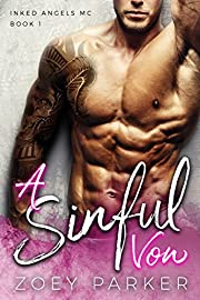 A Sinful Vow (Inked Angels MC Book 1)
