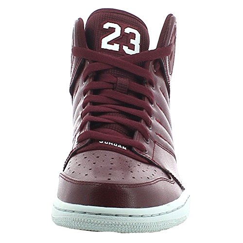 Nike Jordan 1 Flight 4 Mens Sneaker Night Brown Bordeaux 600