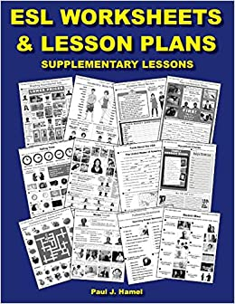 ESL Worksheets & Lesson Plans: Supplementary Lessons: Amazon ...