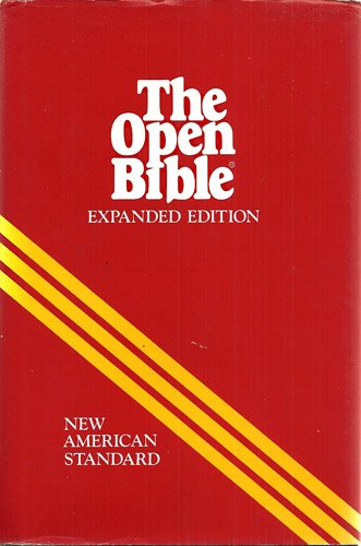 (New American Standard Bible: Containing the Old and New Testaments)