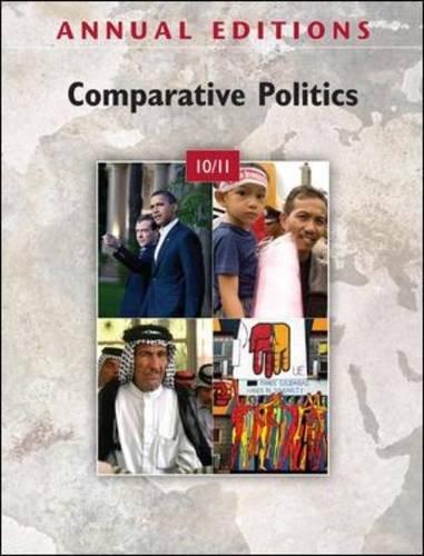 Annual Editions: Comparative Politics 10/11