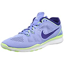 Free 5.0 TR Fit Ladies Running Shoes - Chalk Blue