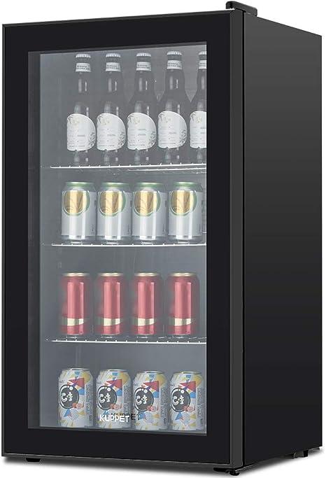 Kuppet - Enfriador de bebidas y refrigerador de 120 latas, pequeño ...