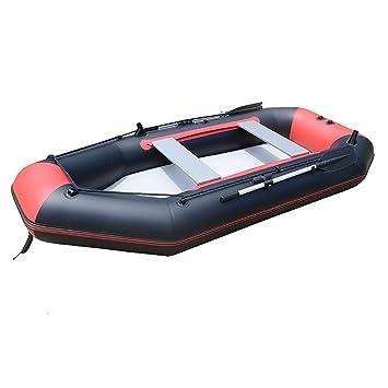 DMBHW Profesión Rafting al Aire Libre Pescar Barca Hinchable ...