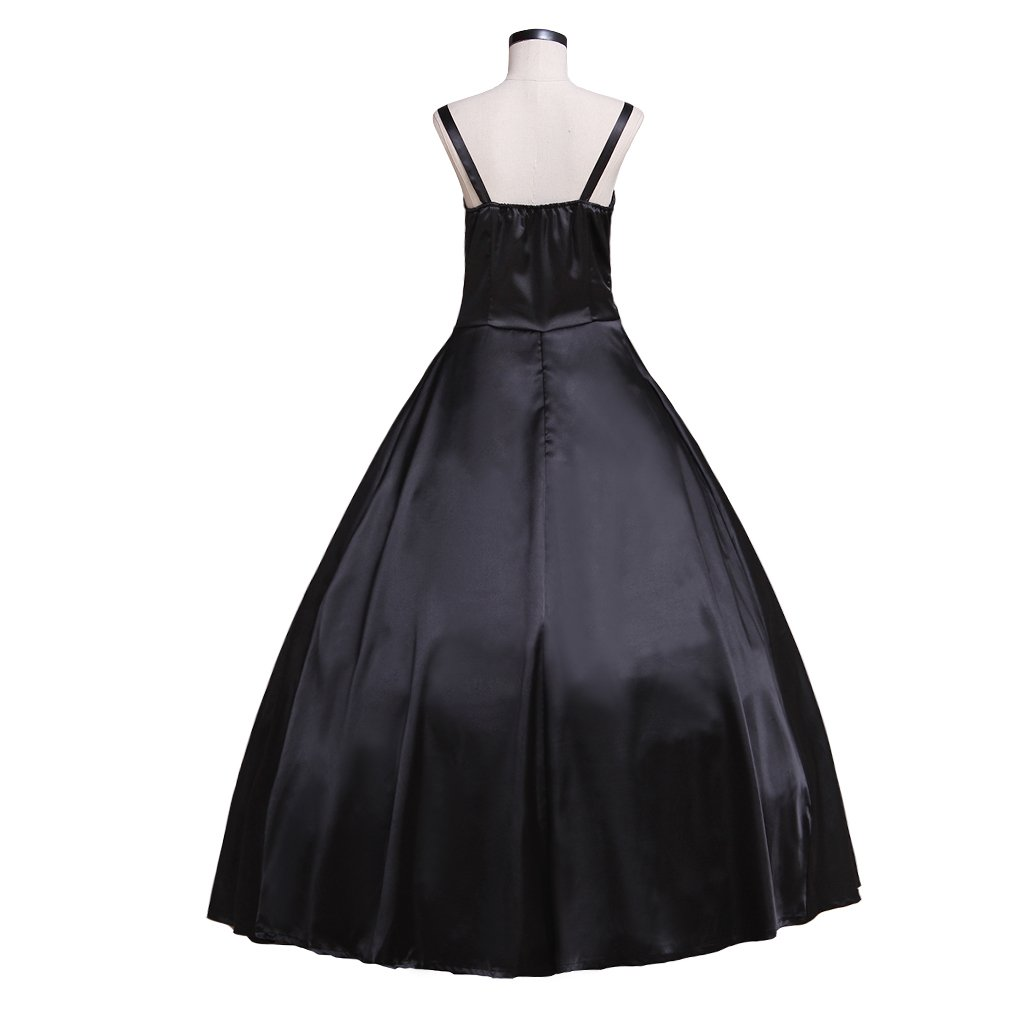 CosplayDiy Women's Deluxe Hooded Collar Victorian Dress Costume XXL by CosplayDiy (Image #6)