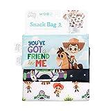 Bumkins Disney Toy Story Sandwich Bags/Snack