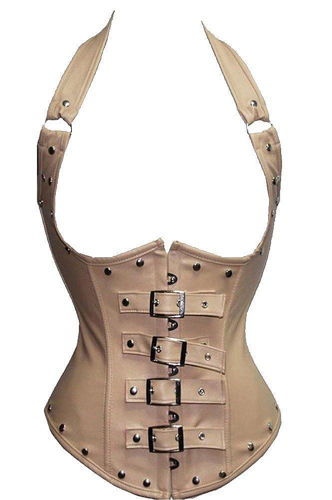 szivyshi corsetto sottoseno in finta pelle