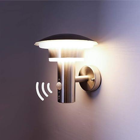 Nbhanyuan Lighting Applique Murale Led Exterieur Avec Detecteur De