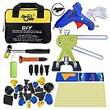 Super PDR 41pcs Car Dent Repair Tools Kit Dent Lifter with Tool Bag