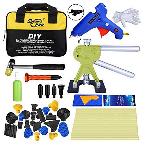 Super PDR 41pcs Car Dent Repair Tools Kit Dent Lifter with Tool Bag by Super PDR (Image #8)