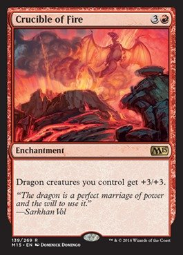 Dragon Cards Mtg