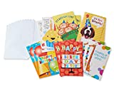 American Greetings Birthday Cards for Kids, Assorted (12-Count)