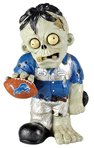 Detroit Lions Resin Thematic Zombie Figurine ()