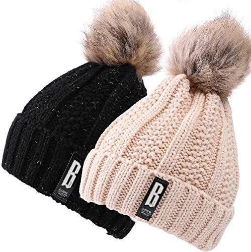Valpeak Fleece Lined Winter Beanie product image