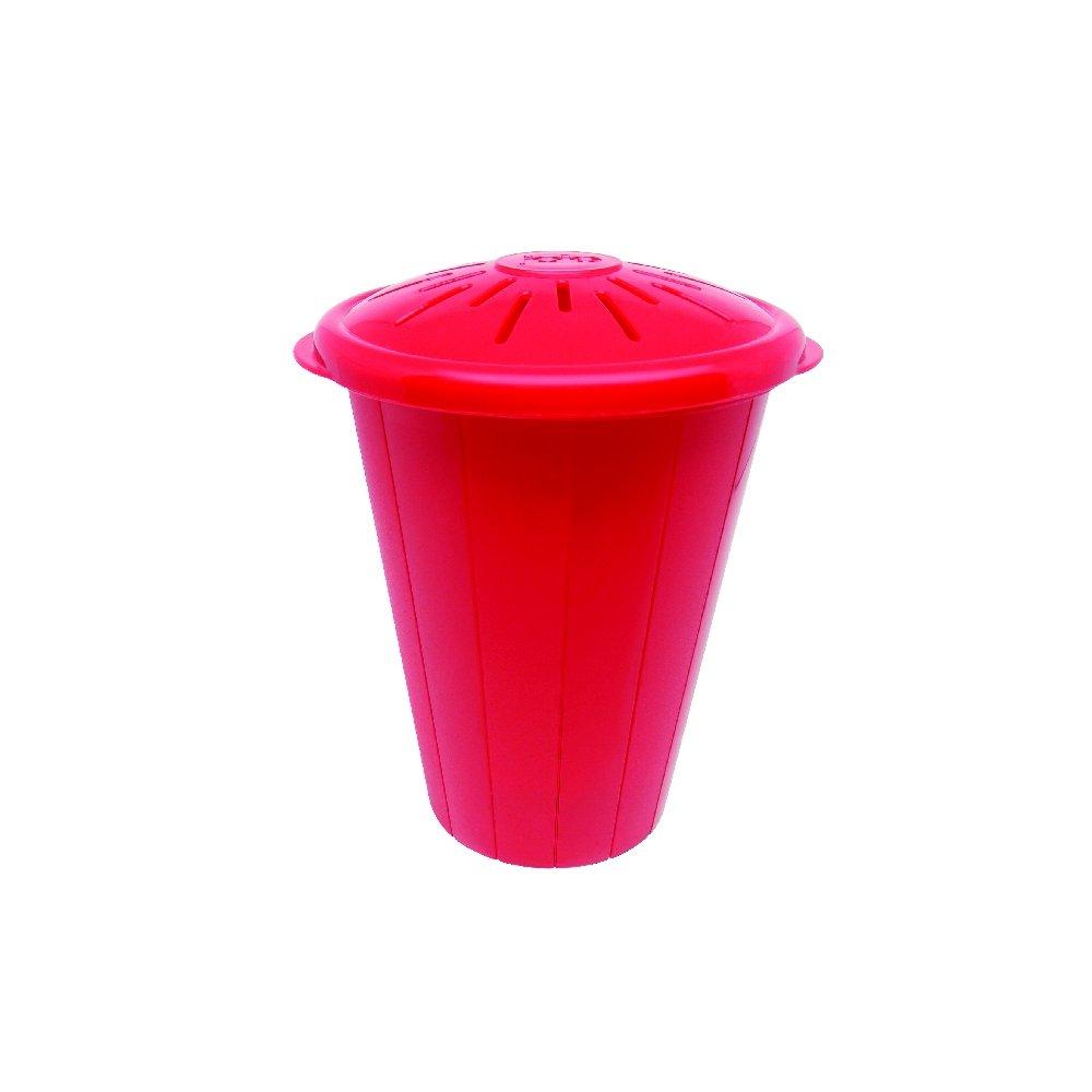 Joie Palomero microondas, Rojo, 13,97 x 13,33 x 17,78 cm: Amazon.es: Hogar