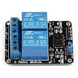 SainSmart 5V 2-Channel Relay Module for Arduino ARM PIC AVR DSP Raspberry Pi Electronic