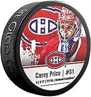Inglasco Carey Price (Montreal Canadiens) Photo Hockey Puck