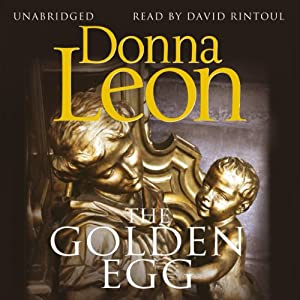 The Golden Egg Audiobook