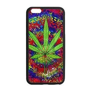 Canting_Good Marijuana Kush Weed Custom Case for iPhone6 Plus 5.5(Laser Technology) IP-19-LX