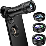 Best Iphone Lens Kits - Phone Camera Lens, VPKID 4 in 1 Phone Review