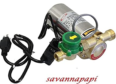 90W Electronic Automatic Water Booster Pump for Shower/Washing Machine