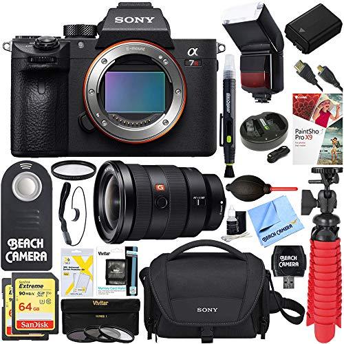 Sony α7R III (Kit) Black