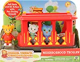 Daniel Tiger's Neighborhood Trolley with Daniel