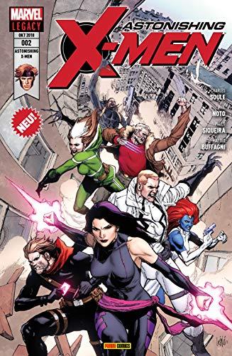 Astonishing X-Men Vol. 2: Ein Mann Namens X (German Edition)