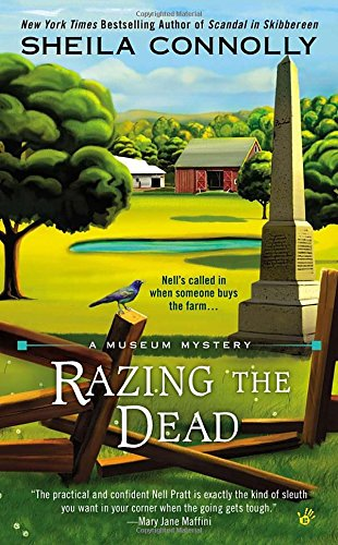 book cover of Razing the Dead