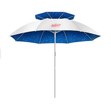 YS Paraguas al aire libre   Paraguas de pesca   2m   Universal   A prueba