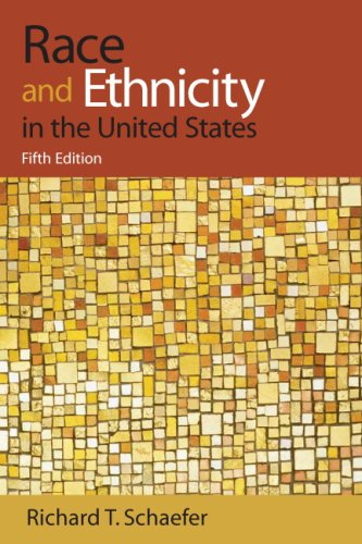 Race and Ethnicity in the United States (5th Edition)