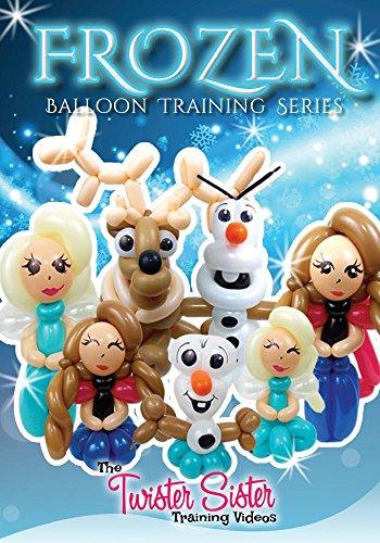 Frozen Balloon Tutorial DVD]()