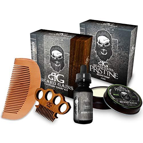 Pristine Complete Original Cologne Beard