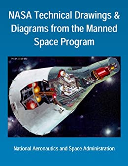 NASA Technical Drawings & Diagrams from the Manned Space ...