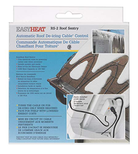 Easy Heat RS-2 1200 Watt Automatic Roof De Icing Cable Control by Easy Heat