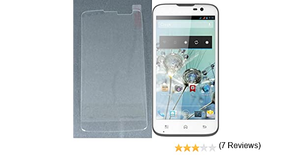 Evess Protector Pantalla Cristal Templado BQ Aquaris 5.0 Primer Modelo Maxima Proteccion Premium: Amazon.es: Electrónica