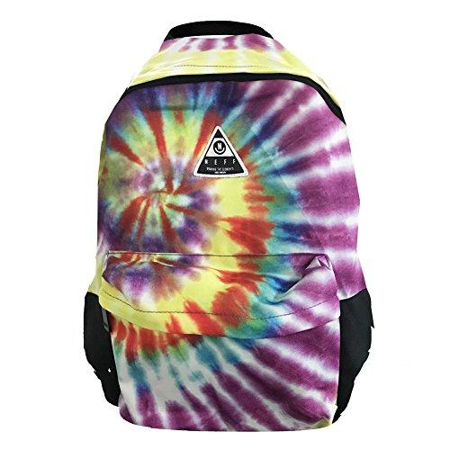 - neff Men's Professor Backpack, tripper dye, One Size