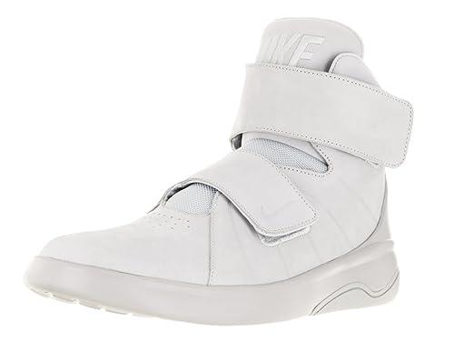 Nike Marxman PRM, Zapatillas de Baloncesto para Hombre, Plateado (Pr Platinum/Pr Pltnm-Pr Pltnm), 40 EU