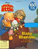 Sticky Situations, Disney Book Group Staff, 0786836466