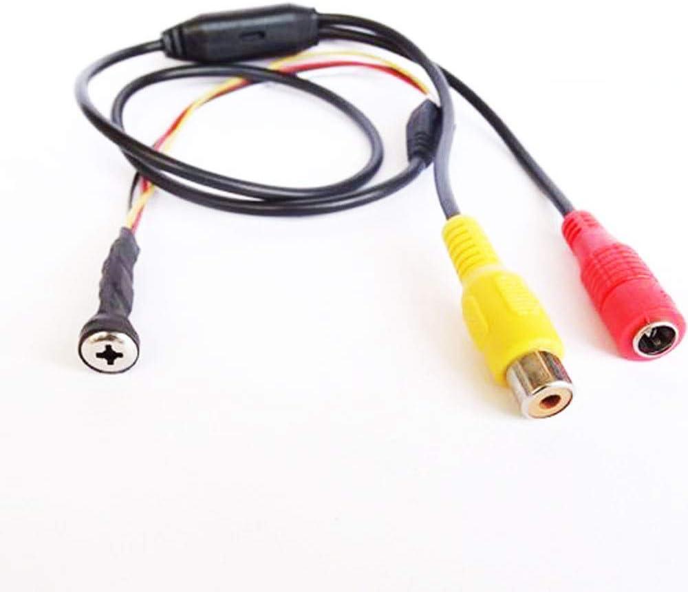 Amazon Com Cámara Con Cable Para Cctv Súper Pequeña Mini Cámara Oculta Nanny 700tvl Camera Photo