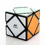 KOMIRO The Skewb Magic Puzzle Cube X Brain Teaser Game Toys