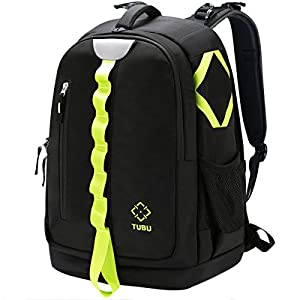 DSLR Camera Backpack Bag Photography Backpack By TUBU Fits 2 DSLr body, 4-6 Lenses and 14 in Laptop 6069