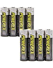 ELV Powerex-NiMH-accu, Mignon AA 2700 mAh, 8-pack