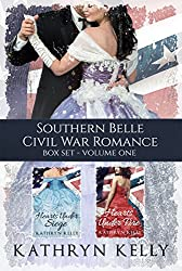 Southern Belle Civil War Romance: Box Set - Volume One