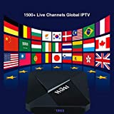 2018 New International IPTV Receiver with