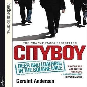 Cityboy Audiobook