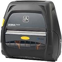 Zebra Technologies ZQ52-AUN1000-00 Series ZQ520 Mobile Printer, Direct Thermal, Dual Radio, Bluetooth 3.0, WLAN, Linerless Platen, English, Grouping 0