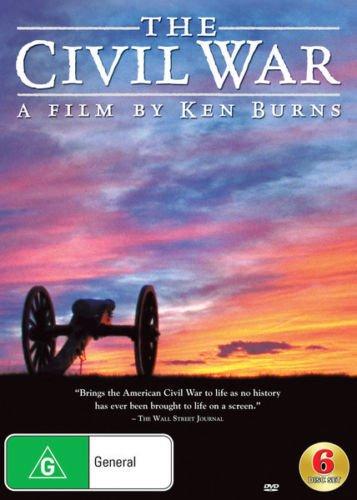 Ken Burns: A Civil War | Remastered | Documentary | 6 Discs | NON-USA Format | PAL | Region 4 Import - Australia