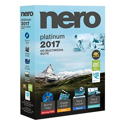 Nero 2017 Platinum, Traditional Disc by Nero